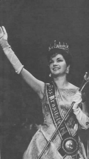 Vera Brauner Miss Brasil 1961